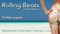 Rolling Beats - Sa 05.August - VCBC@Vienna City Beach Club