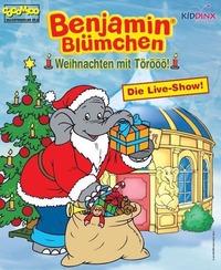 Benjamin Blümchen - Weihnachten mit Törööö!@Grazer Congress