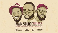 Main Source / Vienna / 25th Anniversary Breaking Atoms@Grelle Forelle