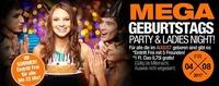 Mega-Geburtstags-Party & Ladies Night!@Mausefalle Graz