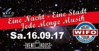WIFO Night Tour im Eventhouse@Eventhouse Freilassing