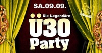 Ü30 Party September 2017@Eventhouse Freilassing