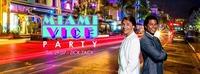 Miami Vice Party - Diesen Sa, 29.7 - ZICK ZACK@ZICK ZACK