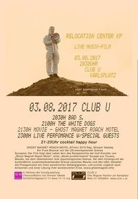Relocation Center KP@Club U