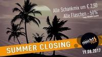 Summer Closing Nachtfux Gmunden @Nachtfux
