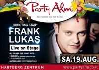 FRANK LUKAS live@Party Alm Hartberg