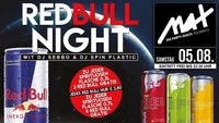 ▲▲ Red Bull Night ▲▲@MAX Disco