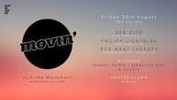 MOVIN w/ Seb Zito (Fuse London - UK)@Pratersauna
