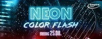 Neon Color Flash / empire@Empire Club