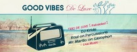 Good Vibes Deluxe ★ Mittwoch 09.August ★ VCBC@Vienna City Beach Club