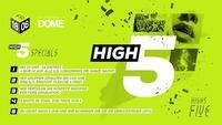 High Five@Praterdome