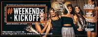 Weekend Kickoff - Jeden Donnerstag@oceans House Club