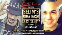 Caffe Luca presents - Selim's Bday Bash - AJAY@Caffé Luca