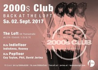 2000s Club: Back at the Loft!@The Loft