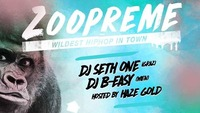 Zoopreme / Wildest HipHop in Town@Volxhaus - Klagenfurt