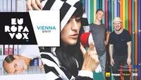 Europavox Vienna: Ogris Debris, Moonlight Breakfast, Jacques@WUK