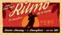 RITMO de la noche ★ Salsa & Latin ★ Dienstag VCBC@Vienna City Beach Club