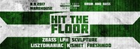 Hit the Floor #6@Warehouse