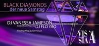 BLACK DIAMONDS x Vanessa Jameson & Flo Yao@Vis A Vis
