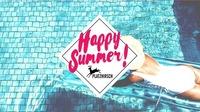 HAPPY - through summer!@Platzhirsch