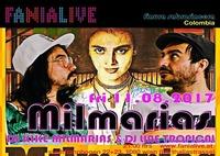 Milmarias aus Kolumbien EU Tournee freier eintritt@Fania Live