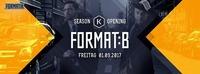 Kantine Opening w/ Format B · Salzburg@Die Kantine