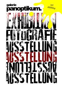 Vernissage/Ausstellung/Art Clubbing@galerie panoptikum.