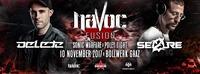 Havoc Fusion: Delete & Sei2ure@Bollwerk