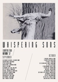 Whispering Sons@dasBACH