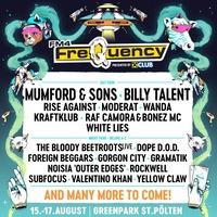 FM4 Frequency Festival 2017 - Anreise@VAZ St.Pölten