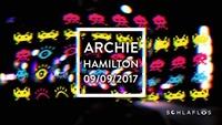 Schlaflos im September mit Archie Hamilton@Pratersauna