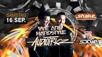 Audiotricz LIVE - We Are Hardstyle