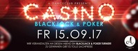 Blackjack & Poker Turnier@A-Danceclub