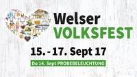 Welser Volksfest 2017@Messegelände Wels