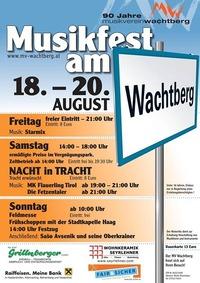 Musikfest am Wachtberg@Wachtberg