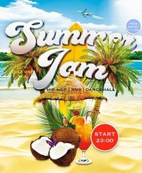 Summer Jam 26.8. Roxy@Roxy Club