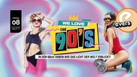 We love the 90s@Evers