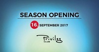 Season Opening - Club Privileg@Club Privileg