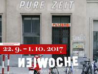 Wienwoche 2017 - 23.9.@Kunsthalle Wien