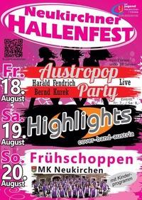 Neukirchner Hallenfest 2017@Hallenfest