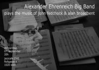 Alexander Ehrenreich Big Band@ZWE