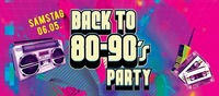 BACK to 80-90´s PARTY@Rossini