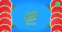 Urban Summer - 26.08.2017@lutz - der club