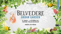 Belvedere Urban Garden@Stadtpark - Pavillon am Kursalon