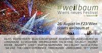 Weilbaum - Wiens neues Festival@F23