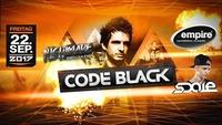 Code Black live!@Empire St. Martin