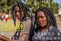 Stango & Nongoma@Smaragd