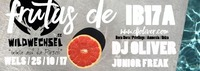 Frutas de IB17A / Dj Oliver (Bora Bora / Amnesia) & Junior Freak@Wildwechsel