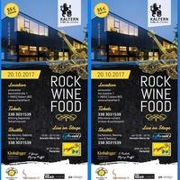 Rock Wine Food 16 @ Winecenter Kaltern@winecenter kaltern