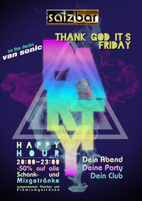 Thank God Its Friday / DJ Van Sonic